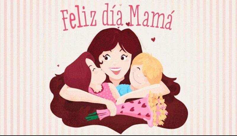 feliz dia madre