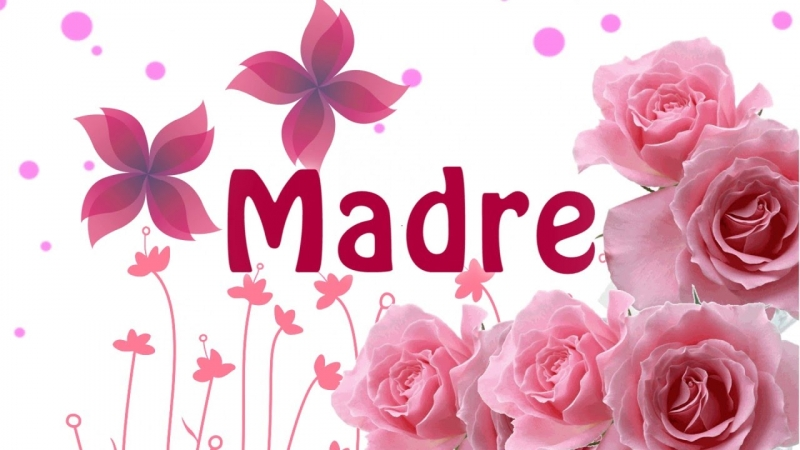 madre feliz dia