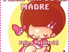 feliz dia madre amiga